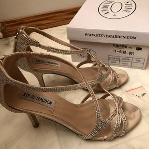 STEVE MADDEN   Glitz low heels